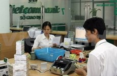 Vietcombank officially goes on bourse