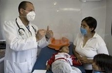 Vietnam reports 181 A/H1N1 infection cases