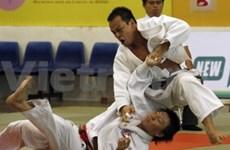 Vietnam ranks 2nd at international judo champs