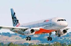 Jetstar Pacific accepts online payment by ATM cards