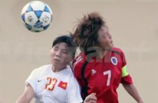 VN advances to regional women's football champs