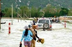 Japan funds natural disaster mitigation project in Central Vietnam