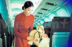Vietnam Airlines makes steady ascent through rough weather