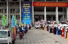 VN pays high attention to women's development