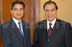 Vietnam, Thailand vow to deepen ties