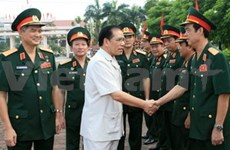 Security, defence: nation's great cause, says Party leader