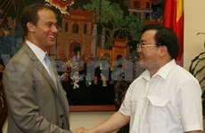 US willing to extend tariff preferences to Vietnam