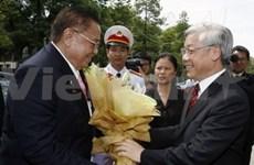 Legislative chiefs vow to boost Vietnam-Thailand ties