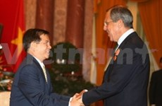 Vietnam values ties with Russia, says State President