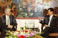 JBIC pledges to invest in Vietnam