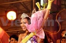 Vietnam beauty crowned Miss International