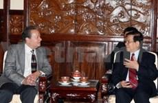 President praises US university's Vietnamese cultural studies