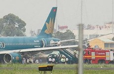 Vietnam Airlines aircraft makes emergency landing