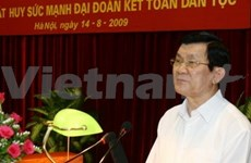 Party official: National unity contributes to development