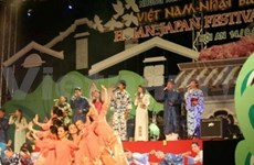 VN-Japan Cultural Exchange Days open in Hoi An