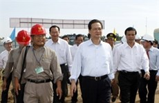 PM asks Ca Mau to tap agricultural potential