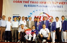 VN's swimmers set 4 ASEAN Para Games records
