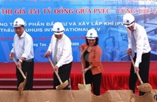 Work starts on Phu My Pipeline Coating Plant