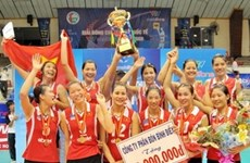 Vietnam wins VTV Cup for 2nd time
