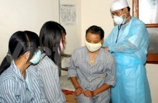 Vietnam's A/H1N1 flu cases rise to 2,412