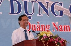 Quang Nam builds new bridge