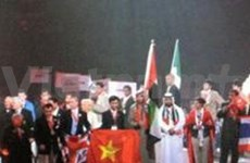 Vietnam wins four certificates at World Skills Calgary