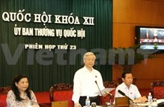 NA Standing Committee discusses eight laws
