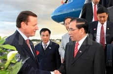 Vietnam, Australia issue joint statement