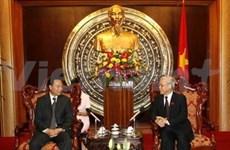 Vietnam treasures ties with China, says NA Chairman