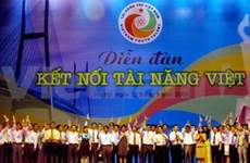 Young talents hold first-ever congress