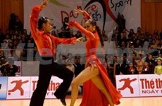 International dance-sport championship kicks off