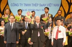 Awards presented to top FDI businesses