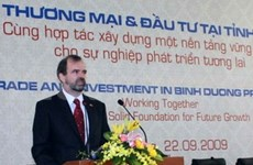 Seminar highlights Binh Duong's investment potential