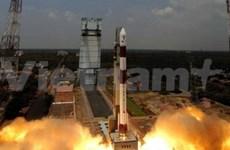 India launches seven satellites into orbit