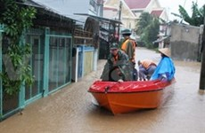 Gov't gives top priority to rescue work