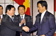 VN, Japan move to deploy economic partnership pact