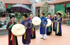 "UNESCO gives nod to ""Quan Ho"""