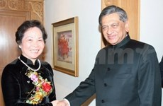 Vice State President wraps up India visit