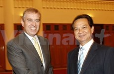 Britain pledges continued ODA for Vietnam