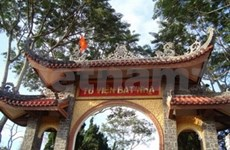 Authorities confirm no interference in Bat Nha Monastery's affairs
