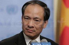 VN supports peaceful settlement of Mid-East conflicts