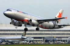 Jetstar Pacific increases chartered capital