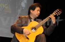 Guitarist Dang Ngoc Long presents new album