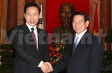 "Vietnam, RoK agree on ""Strategic Partnership"""
