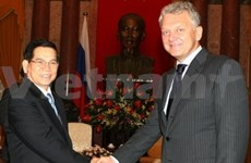 Russia eager for joint ventures with Vietnam