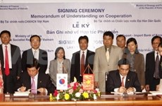 RoK to grant loan for VN's infrastructure development