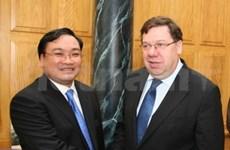 Deputy PM Hai visits Ireland
