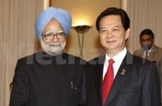 PM calls for new cooperation mechanism with India
