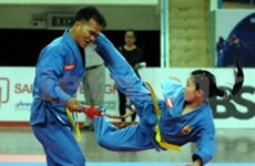 Vietnam bags first two golds, one silver at AIG III