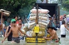 Asian nations to step up disaster control cooperation